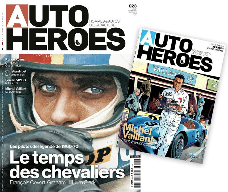 Auto Heroes #23